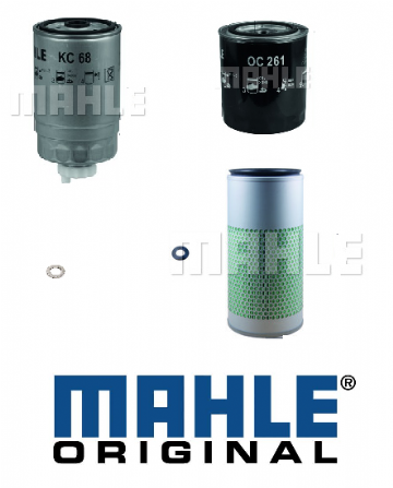 KIT120M Mahle Original Filter Kit Defender 300Tdi